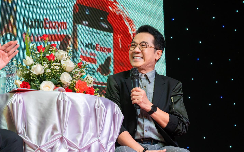 NSƯT Thành Lộc chủ động sống khỏe ở tuổi ngoài 50