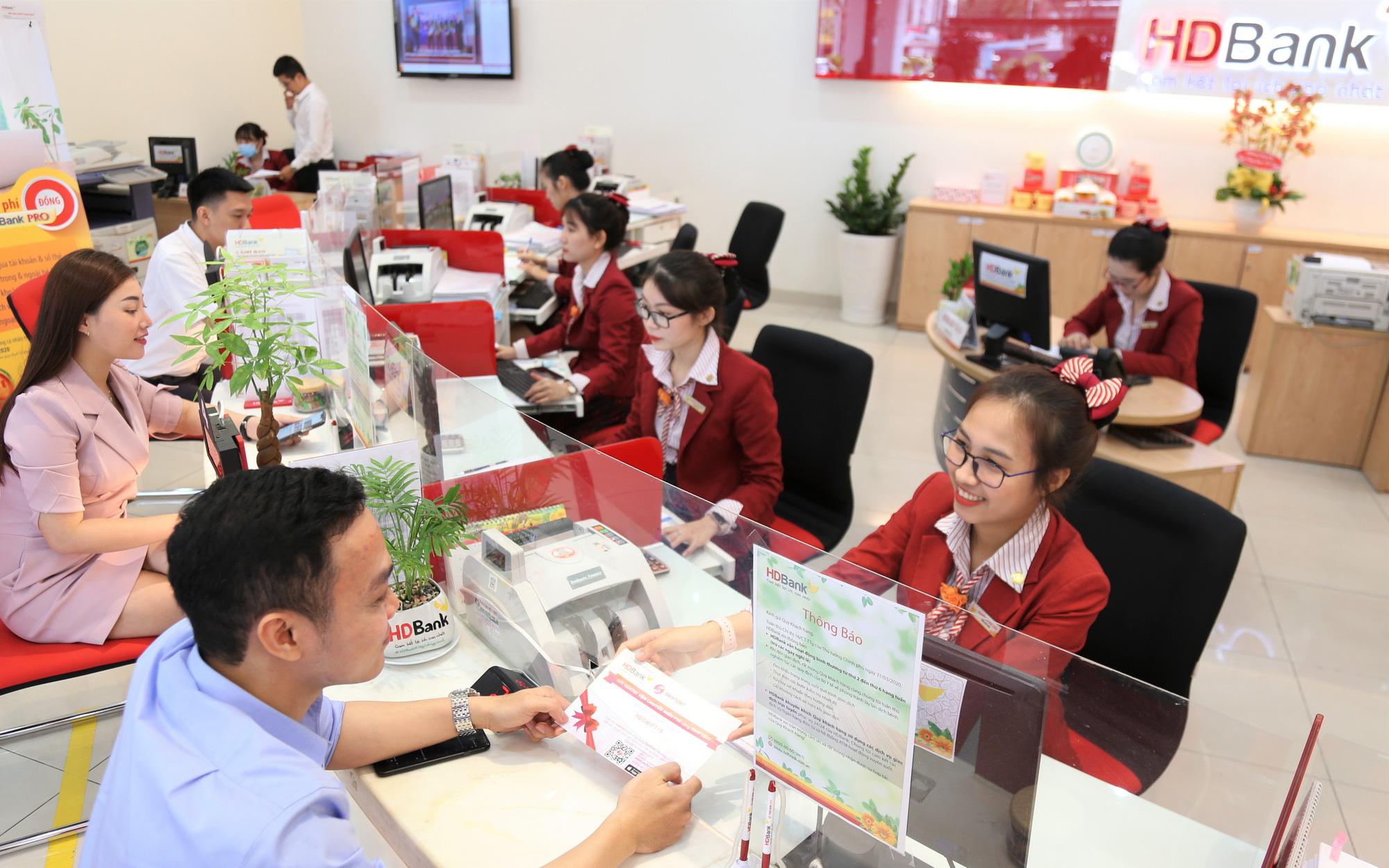 HDBank tung hàng loạt ưu đãi khủng khi thanh toán trực tuyến