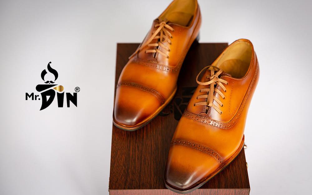 """Thương hiệu giày Mr.Din """"sống khoẻ"""" giữa mùa dịch Covid-19"""