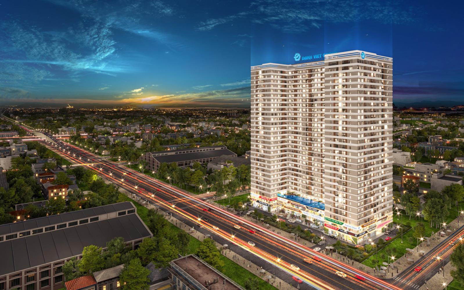 An cư dễ dàng với căn hộ Icon Plaza thanh toán 1%/tháng