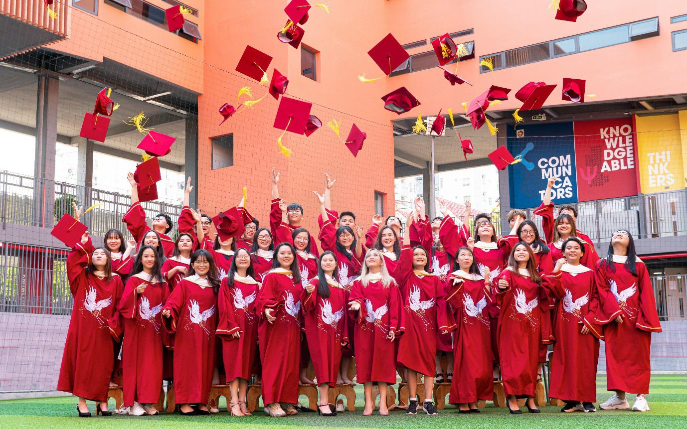 Học sinh SNA sẽ tốt nghiệp chương trình Tú tài Quốc tế IB