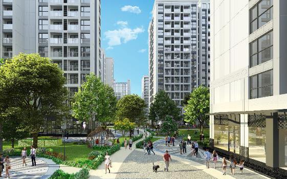 Không gian sống xanh – tiêu chí hàng đầu khi mua nhà hậu Covid – 19