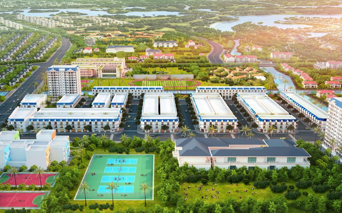 Giải mã những lý do khiến Phương Nam River Park hấp dẫn giới đầu tư