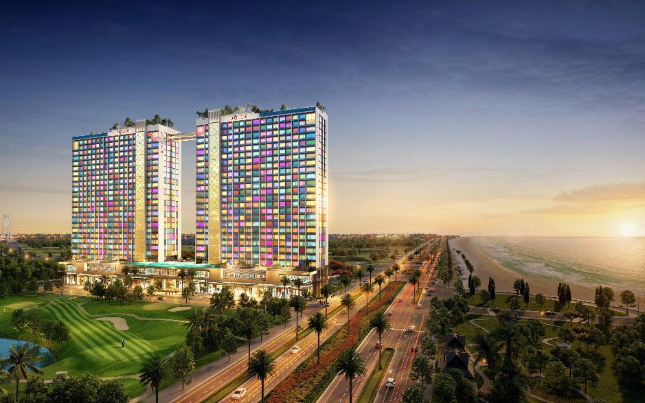 Căn hộ khách sạn Dolce Penisola Quảng Bình- cơ hội vàng cho nhà đầu tư