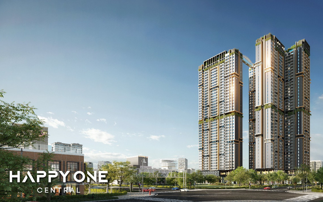 Vạn Xuân Group chính thức công bố dự án HAPPY ONE Central