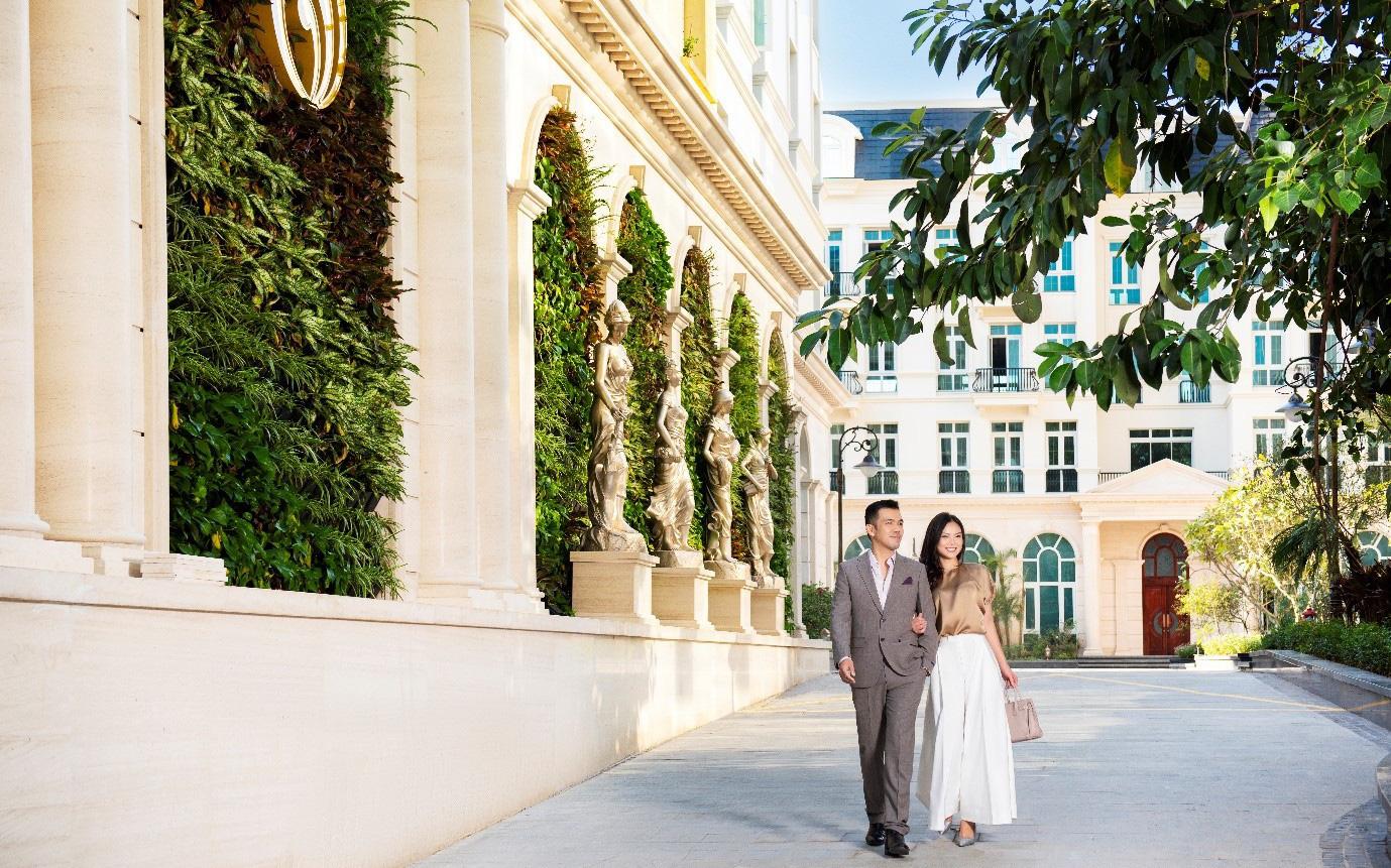 Chọn Grandeur Palace - Giảng Võ, sở hữu một tài sản truyền đời