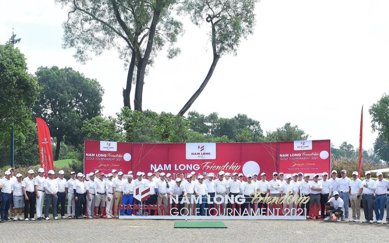 """Giải Golf Nam Long 2021 vận động 655 triệu đồng cho học bổng """"Swing For Dreams"""""""