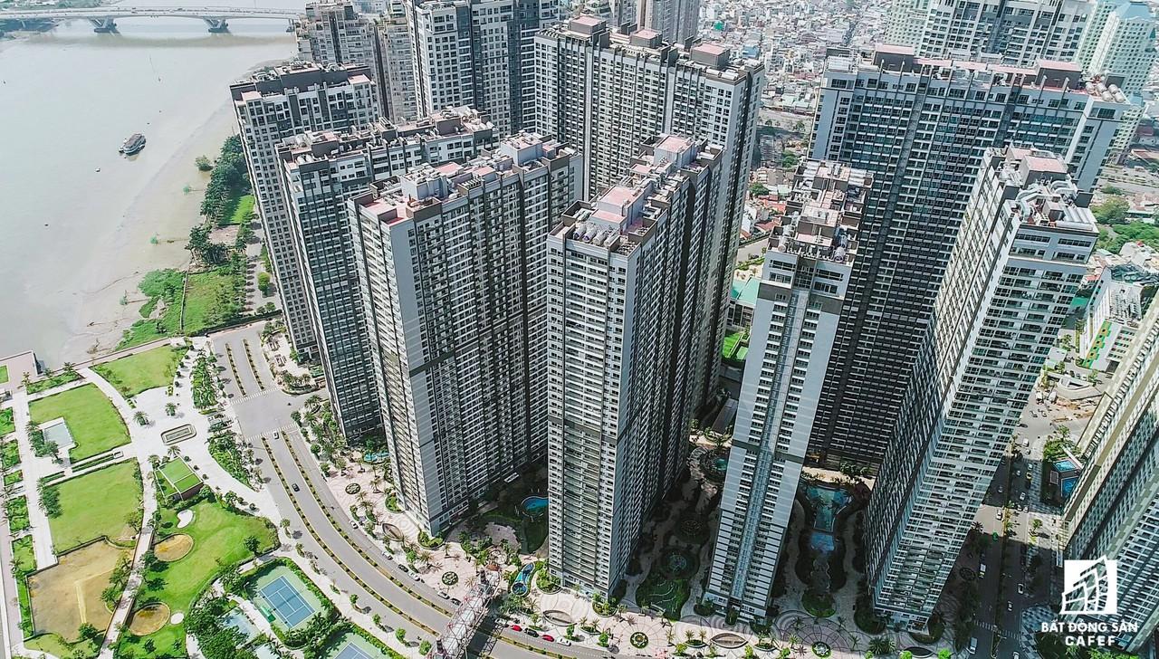 Những hình ảnh mới nhất về tòa nhà cao nhất Việt Nam trước ngày cất nóc - Ảnh 6.