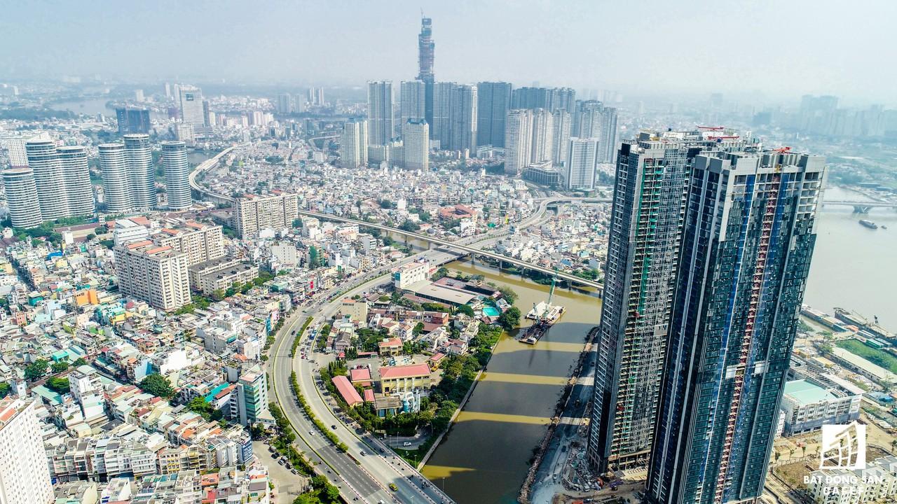 Những hình ảnh mới nhất về tòa nhà cao nhất Việt Nam trước ngày cất nóc - Ảnh 9.