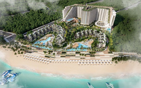 Bài toán sinh lời hấp dẫn của Charm Resort Long Hải