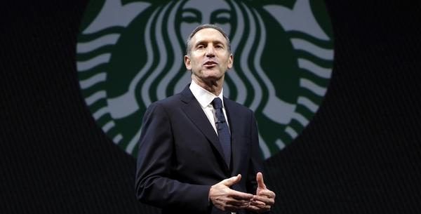 CEO Starbucks nhắc nhở: Đây là điều các bạn trẻ cần ghi nhớ