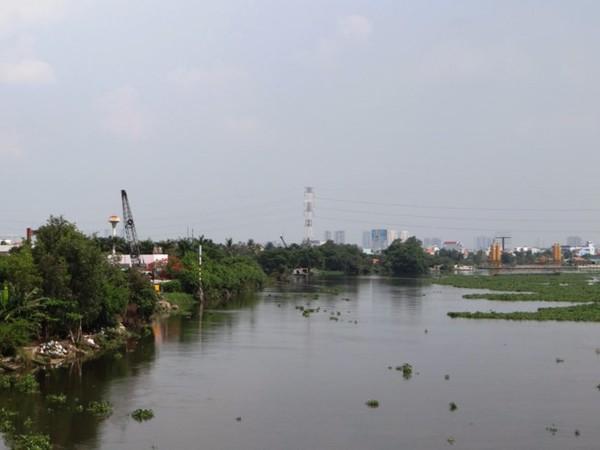 Bờ tả sông Sài Gòn đoạn qua quận Thủ Đức sẽ hoàn toàn lột xác sau quyết định này của TPHCM