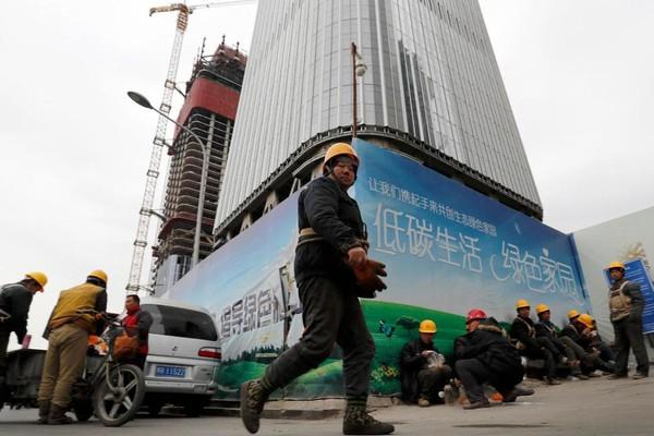 Bất động sản Tăng trưởng khởi sắc, kinh tế Trung Quốc đón tin tốt
