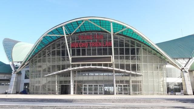 Trung tâm Hội chợ triển lãm sẽ trở thành Trung tâm báo chí APEC 2017.