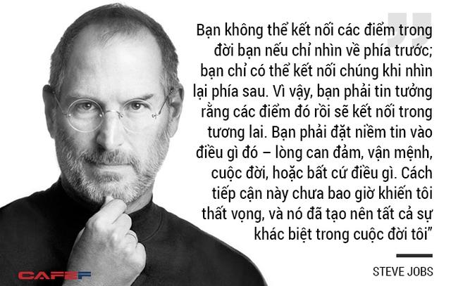 Cha đẻ của Apple - Steve Jobs