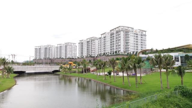 Một góc khu đô thị Sala