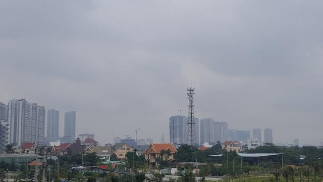 Một góc khu Đông nhìn từ trung tâm quận 1