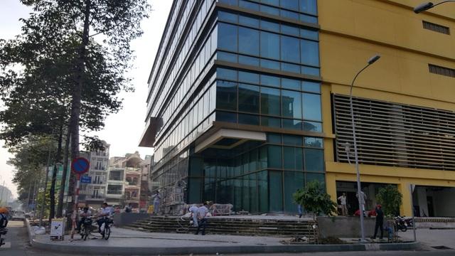 Nằm đối diện Thuận Kiều là một dự án cao cấp cùng chủ đầu tư.