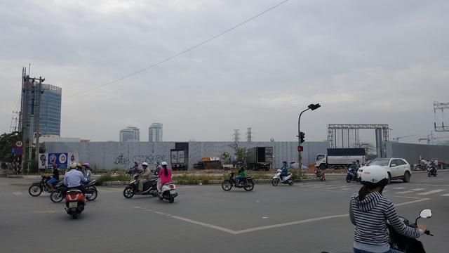 Một dự án với gần 6.000 căn hộ sắp được tung ra thị trường ngay tại điểm đen kẹt xe ở trung tâm thành phố.