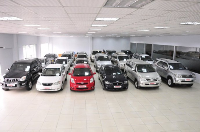 Xe cũ ngày càng dễ mua nhờ đa dạng về mẫu mã, giá rẻ