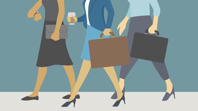 Khoảng 3 triệu phụ nữ Nhật Bản hiện không đi làm, dù họ có khao khát theo đuổi sự nghiệp riêng. Ảnh minh họa.