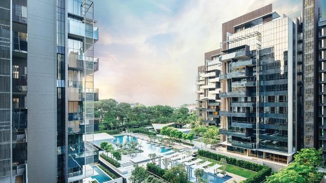 Leedon Residence - Dự án cấp quyền sở hữu vĩnh viễn, liền kề Singapore Botanic Garden.