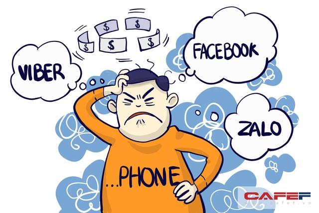 Nguyên nhân của hành vi này theo các chuyên gia là bởi các nhà mạng không tìm ra giải pháp tăng trưởng doanh thu khi thị trường viễn thông đã bão hoà, thêm vào đó là sự lên ngôi của Facebook, Zalo, Viber…