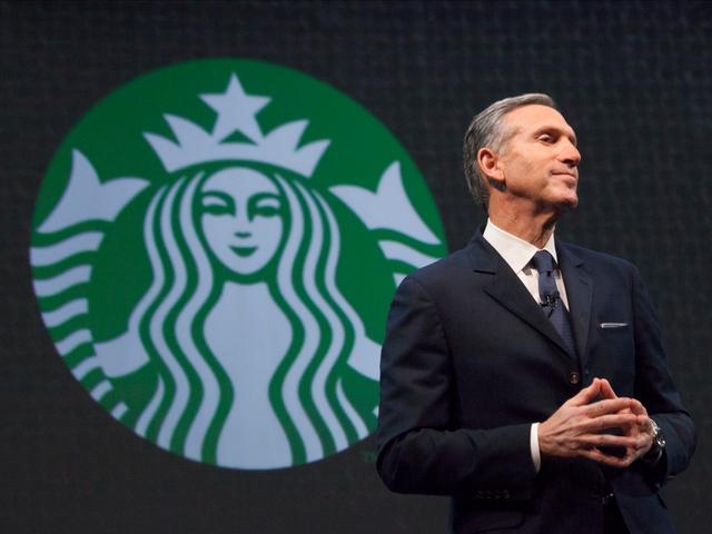 Starbucks là chuỗi bán lẻ cafe lớn nhất thế giới