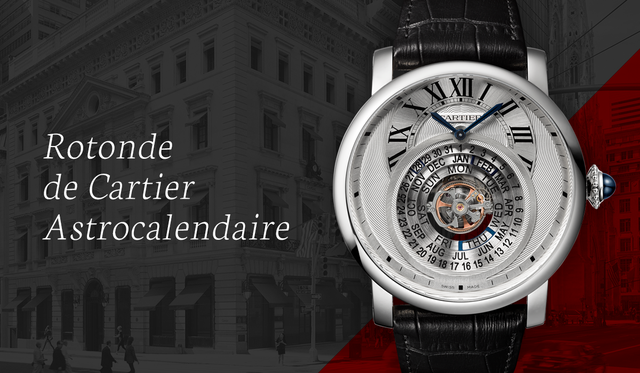 Cũng tương tự Rotonde de Cartier Earth and Moon, Cartier chỉ chế tạo 100 chiếc Rotonde de Cartier Astrocalendaire trên thế giới.