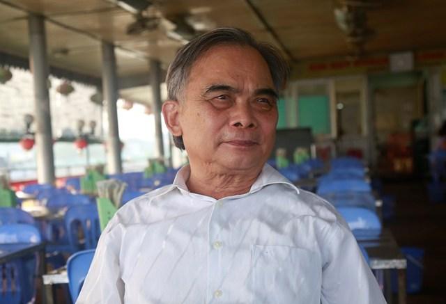 Ông Bùi Ngọc Huyên chủ tịch của Vinaxuki cho biết: Nhiều người gọi tôi là ông già đam mê.