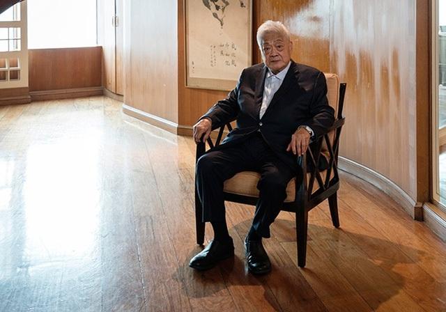 John Gokongwei, người sáng lập JG Summit