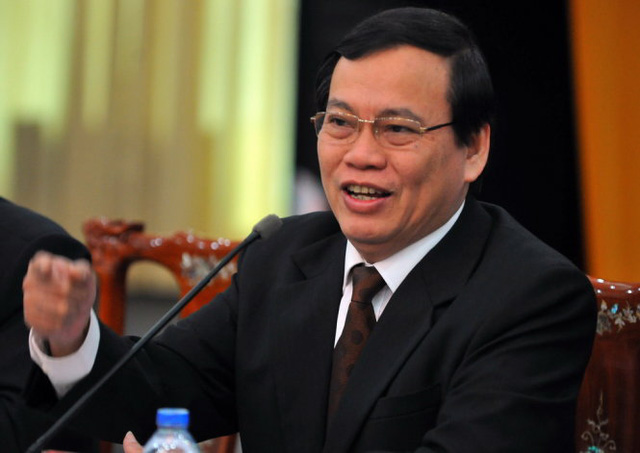 Ông Vũ Trọng Kim - Ảnh: Việt Dũng