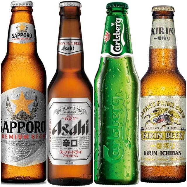 Nhiều hãng bia quốc tế đang thèm muốn thị trường bia lớn nhất Đông Nam Á