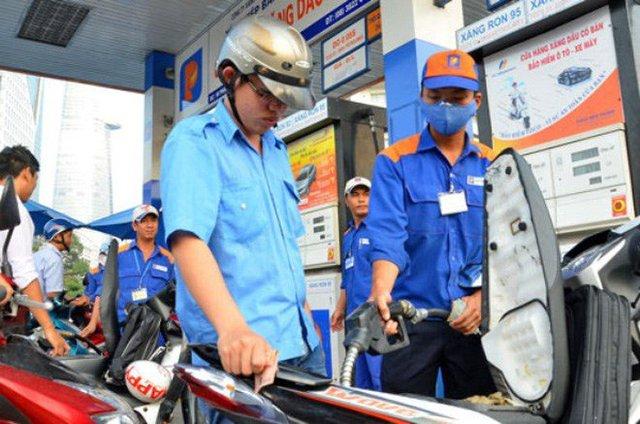 Đây là mức giá nhập khẩu cao nhất trong chu kỳ 15 ngày tính giá xăng dầu này.