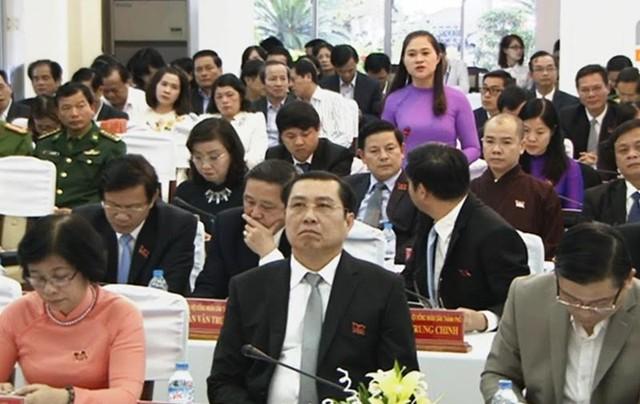Đại biểu HĐND TP Đà Nẵng