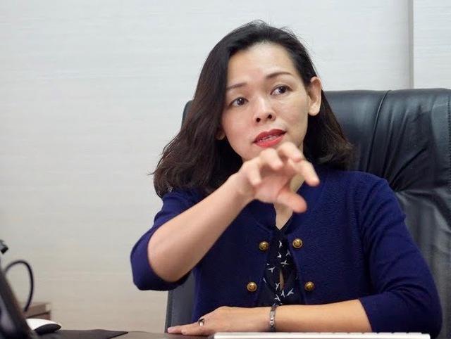 Bà Nguyễn Bạch Điệp, Tổng giám đốc FPT Shop.
