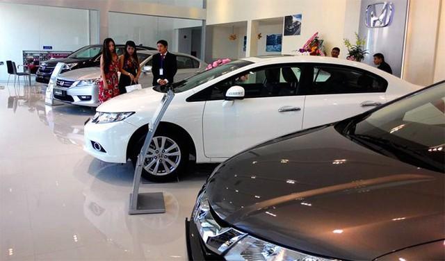 Mỗi chiếc ô tô được cấu thành từ khoảng 30.000 chi tiết.