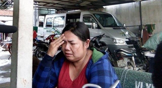 Bà Tuyết, chủ nhân quán bún riêu bị bà Điệp bỏ thuốc chuột vì ganh ghét.
