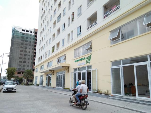 Chung cư Tecco Green Nest trên đường Phan Văn Hớn, quận 12, TP HCM