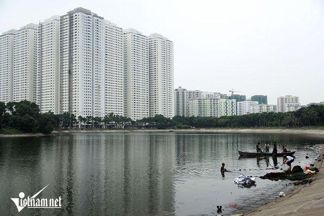 Chung cư cao tầng mọc dày đặc ở nhiều quận huyện Hà Nội