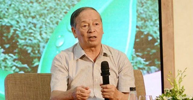 Ông Vũ Vinh Phú, Chủ tịch Hiệp hội siêu thị Hà Nội