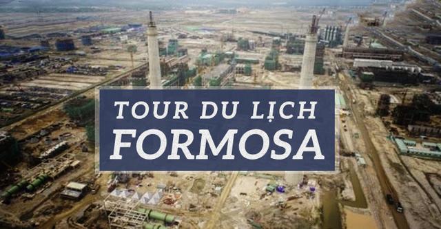 Ý tưởng Tour du lịch Formosa với 4 điểm du lịch tại 4 tỉnh Hà Tĩnh, Quảng Bình, Quảng Trị, Thừa Thiên Huế được dư luận khá quan tâm