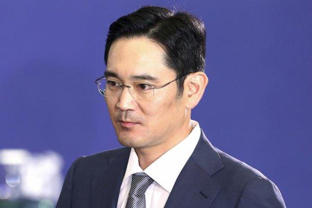 Lee Jae Yong. Ảnh: Bloomberg.