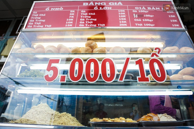 5.000 đồng/ổ có thể giúp người nghèo không còn lo bị đói mỗi ngày.