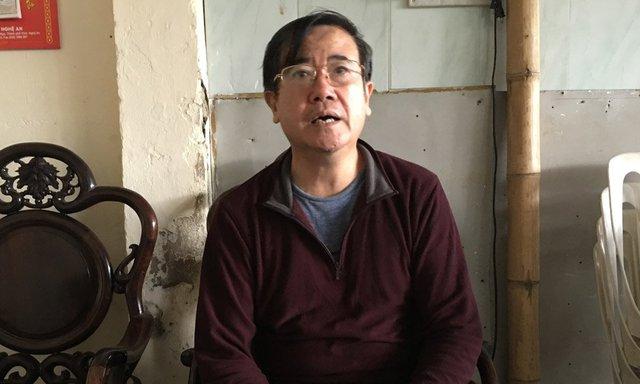 Ông Nguyễn Hữu Lương
