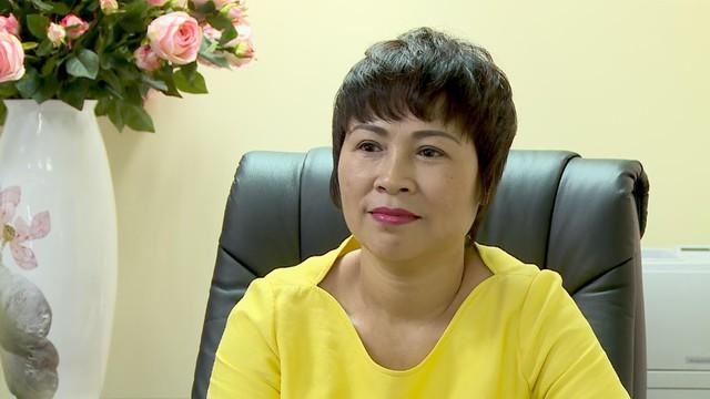 Bà Đồng Thị Quỳnh Lê.