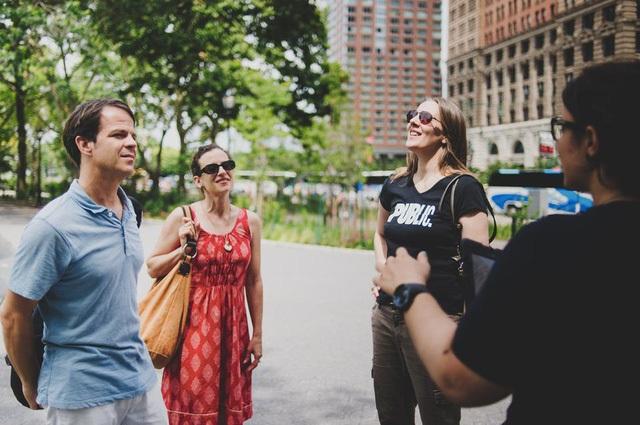 Với startup du lịch Context, vợ chồng Lani Bevacqua chủ yếu điều hành công việc đến từ xa