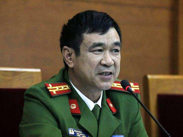 Đại tá Phạm Ngọc Thắng, Phó giám đốc Công an tỉnh Yên Bái, Thủ trưởng Cơ quan cảnh sát điều tra