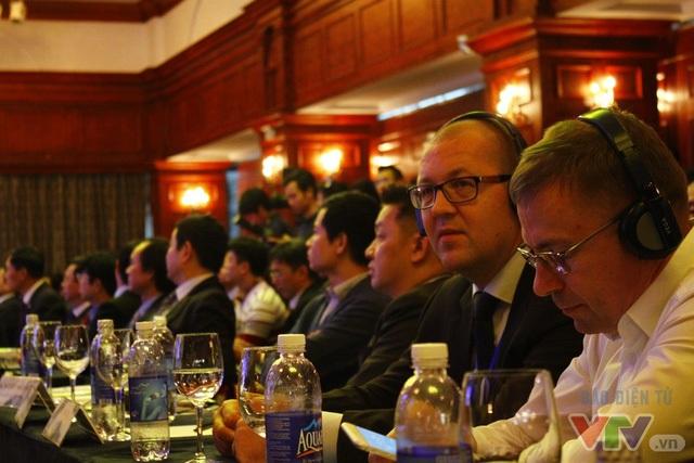DN Khởi nghiệp sáng tạo, nhà đầu tư trong và ngoài nước đánh giá cao bài phát biểu của Phó Thủ tướng Vũ Đức Đam tại Techfest 2016.