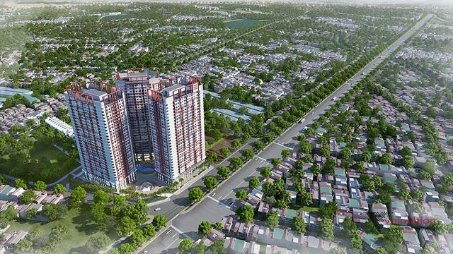 Imperial Plaza cơ hội đầu tư sinh lời hấp dẫn từ nhu cầu cao thuê căn hộ để ở.